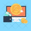 E Commerce Online Icon