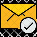 E Mail Check Icon