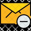 E Mail Remove Icon