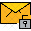 E Mail Unlock Icon