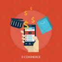 E Commerce Ecommerce Icon