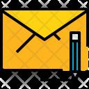 E Mail Write Icon
