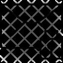 E Mail Lock Icon