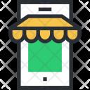 E Commerce M Icon