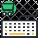 E Commerce Keyboard Icon