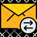 E Mail Arrow Icon