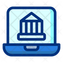 E Bangking Banking Online Banking Icon