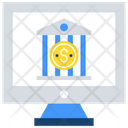 E Banking Online Banking Banking Website Icon