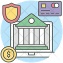 Mcommerce Mobile Banking Banking App Icon