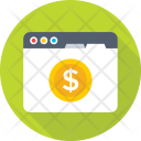 Ebanking Dollar Website Icon