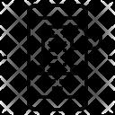 E-bill Icon