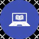 Online Books E Book Icon