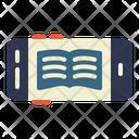 E Book Icon