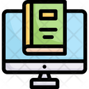 Online Learning E Learning Icon