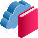 Cloud Computing Book Icon