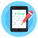 E Book Online Reading Online Book Icon