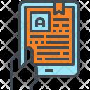 Book Tablet Read Icon