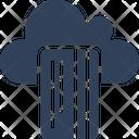 Credit Card Cloud Computing Bank Card Icon