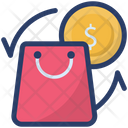 Barter Commerce Shopping Icon