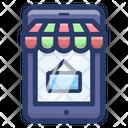 E Commerce Online Shopping Buy Online Icon