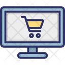 E Commerce Online Shopping Shopping Store Icon