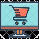 E Commerce Ecommerce Shopping Icon