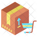 E Commerce Online Shopping Delivery Shipping Icon