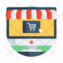Ecommerce Online Shopping Online Shop Icon