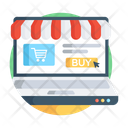 Online Shopping Buy Online E Commerce Icon