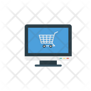 E Commerce Online Cart Icon