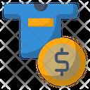 Ecommerce Money Online Icon