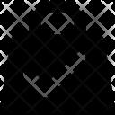 Ecommerce Tick Bag Icon