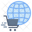 E Commerce Online Shopping Commercial Icon