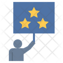 Feedback Recommendation Rate Icon