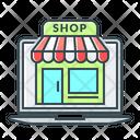 E Commerce Ecommerce Online Icon
