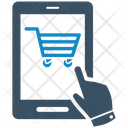 Cart E Commerce Mobile Icon