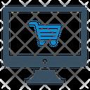 Basket E Commerce Online Shop Icon