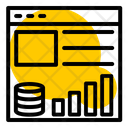 App Internet Finance Icon