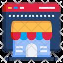 E Commerce Marketing Retail Icon