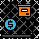 Money Buy Box Icon