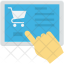 E Commerce Online Icon