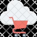 E Commerce Cloud Icon