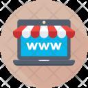 Ecommerce Www Internet Icon