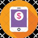 Ecommerce Mobile Shopping Icon