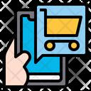 E Commerce Application Icon