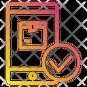 E Commerce Logistics Icon