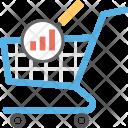 E Commerce Marketing Seo Icon