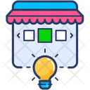 E commerce Solution Icon
