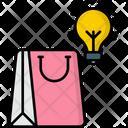 E Commerce Solution Cart Commerce Icon