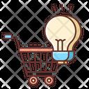 E Commerce Solutions Icon